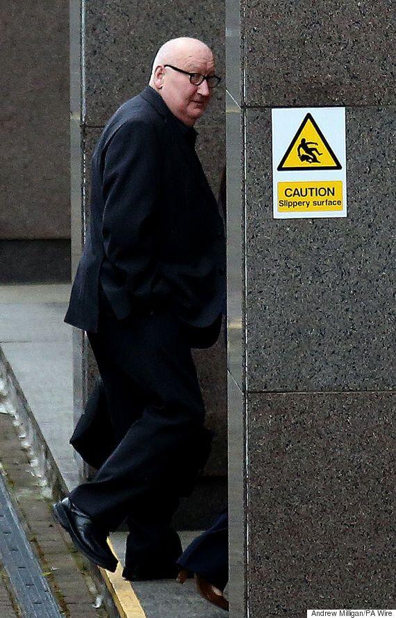 Glasgow Bin Lorry Crash Driver Harry Clarke Quits Ahead Of Disciplinary
