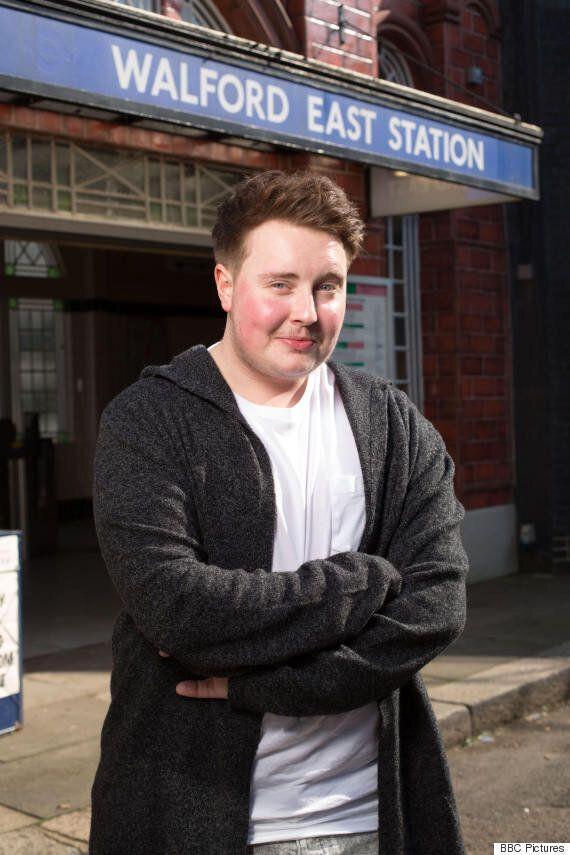 'EastEnders': Soapland's First Transgender Actor Riley Carter Millington Makes His (Super Brief!)
