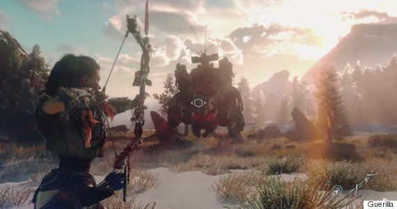 E3 2015 PS4 Trailers: Shenmue 3, Uncharted 4, The Last Guardian, Final Fantasy VII, Call Of Duty: Black...