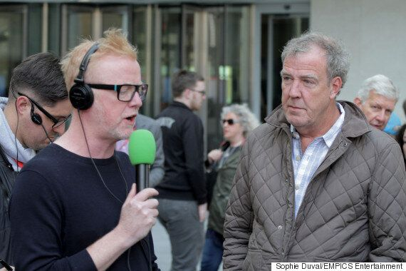 Chris Evans To Replace Jeremy Clarkson As 'Top Gear'
