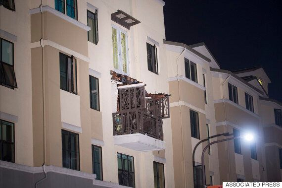 Six Irish Students Who Died In Balcony Collapse In Berkeley, California,
