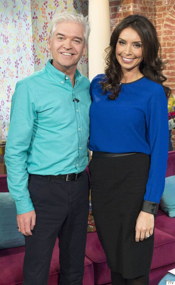 Phillip Schofield Pranks Christine Bleakley Into Believing She's Missed Prince Harry Interview On Nick...