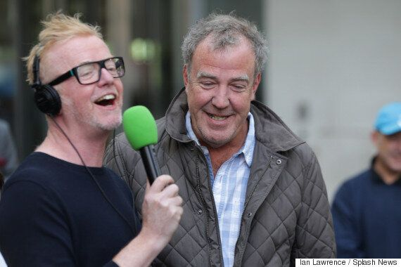 'Top Gear': Chris Evans Reveals Former Hosts Jeremy Clarkson, James May And Richard Hammond Have Given...