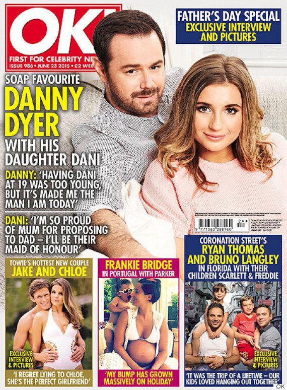 'EastEnders' Actor Danny Dyer Having Queen Vic Replica Built In His