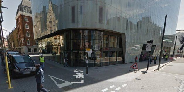 Man's Face 'Ripped Off' After He's Hit By Falling Sofa On Wardour Street,
