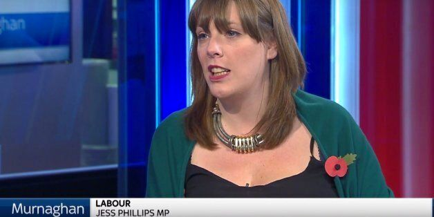 Labour MP Jess Phillips, Who Received Rape Threats After Row With Tory MP Over 'Men's Day', Says She...