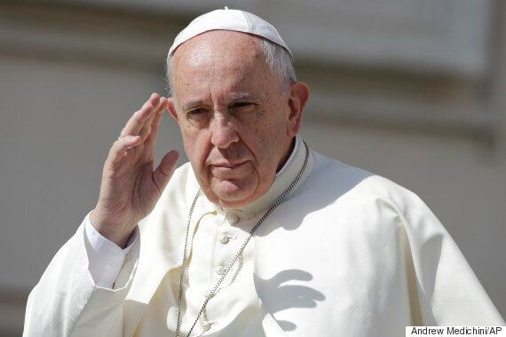 Pope Asks For Forgiveness For Countries That 'Close The Door' To Migrants. UK Government Pressured To...