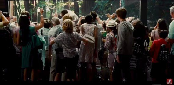 Jurassic World Movie Is Beyond Ironic, According To Russell