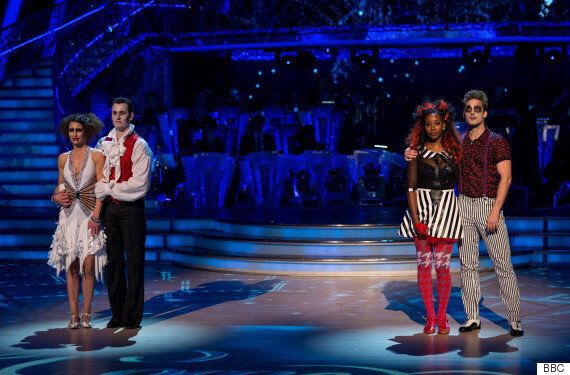 'Strictly Come Dancing' 2015: Kirsty Gallacher Is Fifth Star To Leave Following Dance Off Against