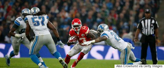 Five Takeaways From Lions-Chiefs at