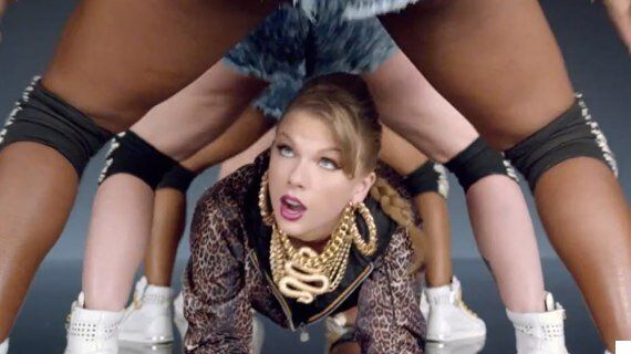 Taylor Swift Being Sued For £27m For Allegedly Ripping Off The Lyrics For 'Shake It Off' From Another