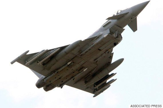 RAF Typhoons Dispatched 3 Times In 24 Hours To Intercept Russian Aircraft During NATO