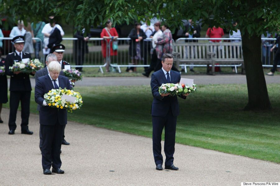 7/7 Bombings Victims Remembered On The 10th Anniversary Of The 2005 Terrorist Attacks On