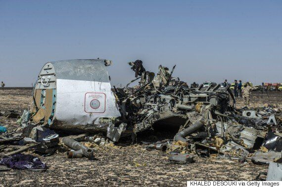 Sinai Crash: Technical Fault Not To Blame For Russian Plane