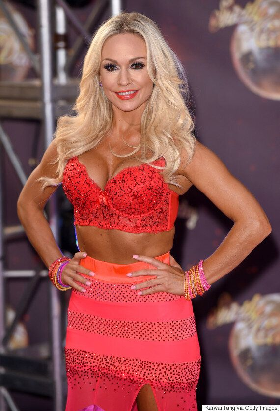 'Strictly Come Dancing' Pro Kristina Rihanoff Admits She's Contemplating Quitting