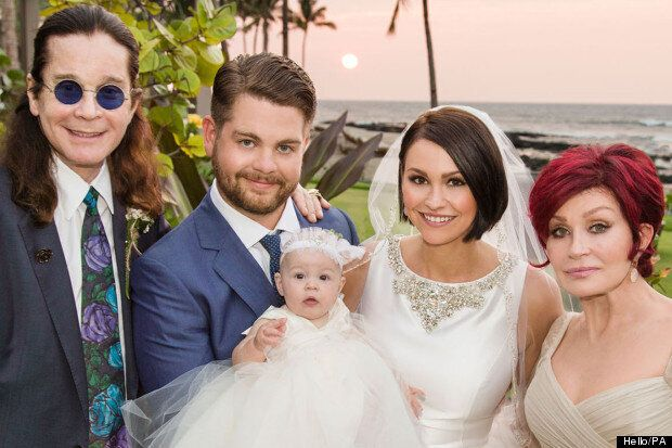 Introducing The New Mr And Mrs Osbourne: Jack And Lisa's