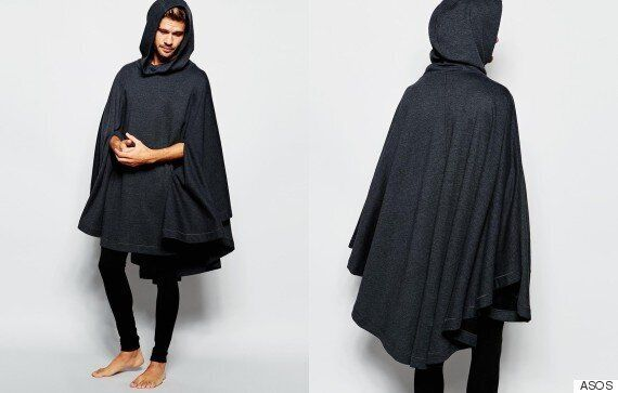 ASOS Are Selling This Man Cape So You Can Lounge Like A