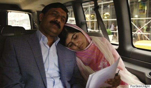 'He Named Me Malala': Nobel Peace Prize Winner's Father Reveals He's More Concerned With His Sons