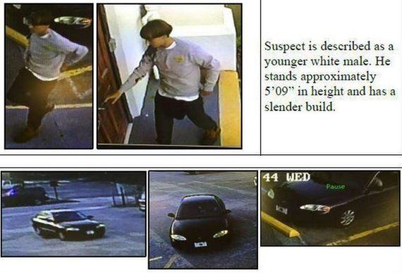 Charleston Church Shooting Investigators Hunting Suspect Dylann Storm