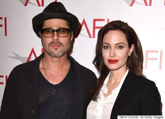 Brad Pitt Praises Wife Angelina Jolie As She Discusses Ovary Removal Surgery In Joint