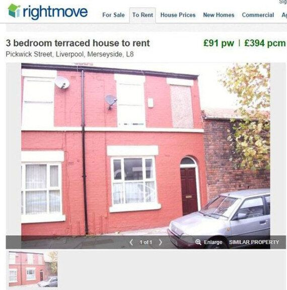 RightMove House Comes With Poltergeist Free Of Charge - To Rent Now In