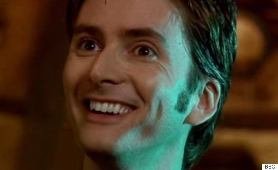 10 Years Ago Today... David Tennant First Appeared As 10th Doctor Who, Following Christopher Eccleston's...