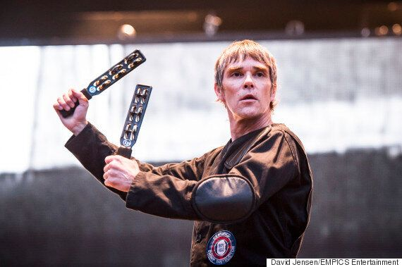 The Stone Roses Tour 2016: Band Announce Three Reunion Shows At Manchester's Etihad Stadium At T In The...