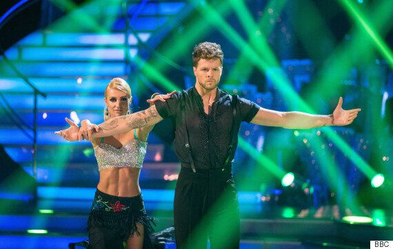 'Strictly Come Dancing' 2015: Jay McGuiness And Aliona Vilani Feud Rumours 'Complete