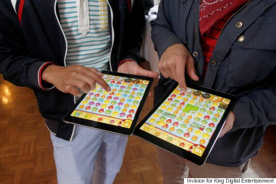 Activision Blizzard Buys Candy Crush Maker King For