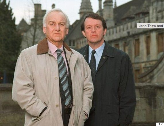 'Lewis' To Finish Next Week, As Kevin Whately Farewells Role He Has Played For Nearly 30