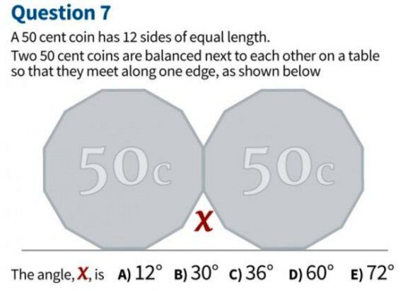 Australian Students Lost It Over This Apparently Tricky 50 Cent Maths