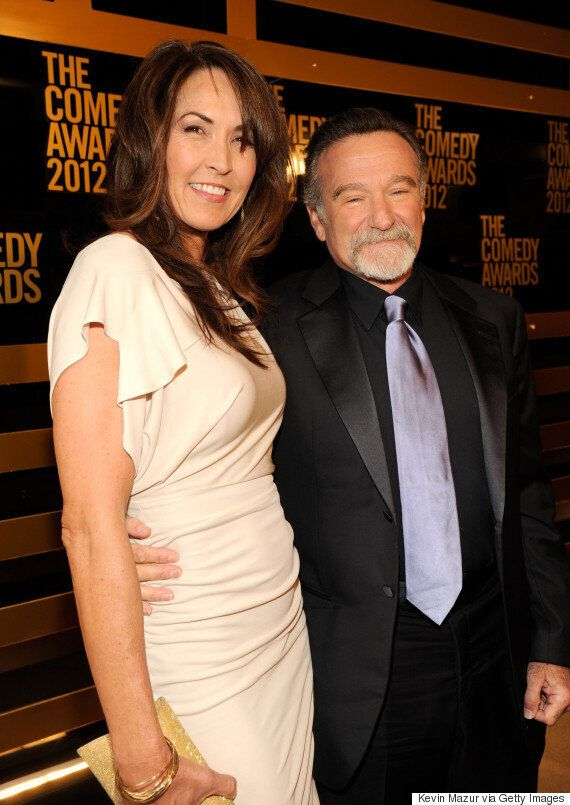 Robin Williams' Widow, Susan, Gives First Interview Since Actor's Death, Insists 'Depression Did Not...