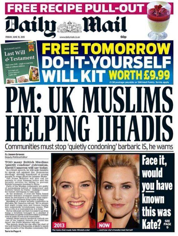 David Cameron Warns Of Dangers Of UK Muslims 'Quietly Condoning' IS