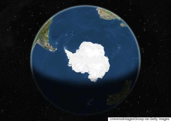 NASA Reveals That Antarctica Is Producing MORE Ice Than It Is