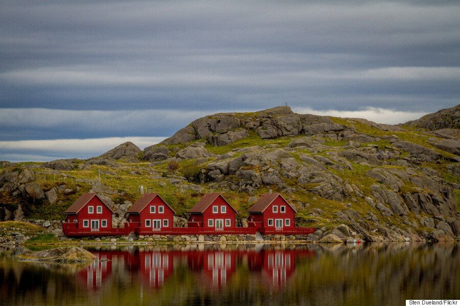 10 Countries With The Best Quality Of Life As Rated By OECD Better Life