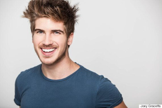 Joey Graceffa Explains What It's Like To Come Out As Gay On