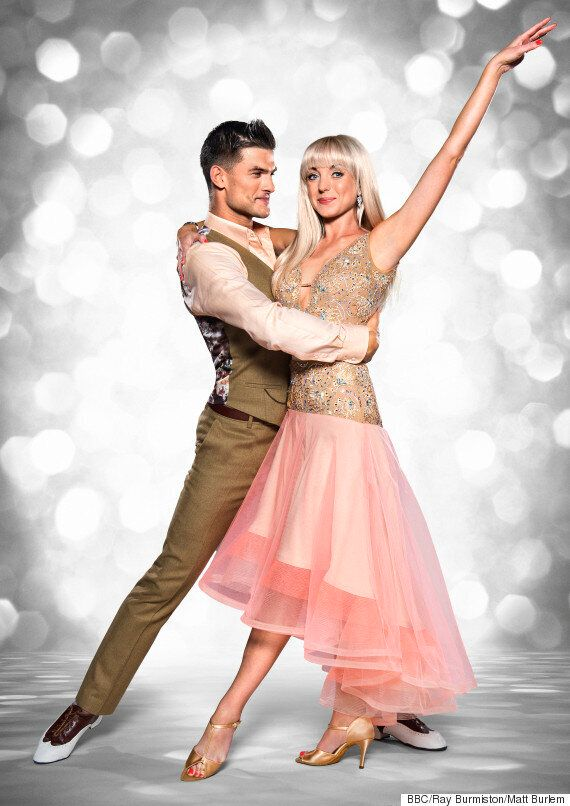 'Strictly Come Dancing': Helen George Struck Down By