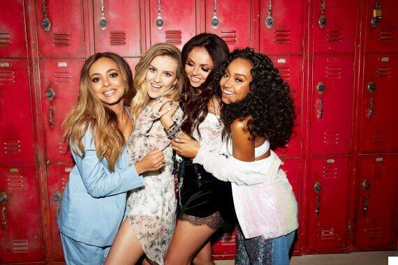 Little Mix Reveal How Jess Glynne Helped Save Their New Album 'Get Weird', Their Advice For 'X Factor'...