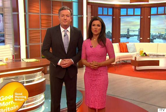 Piers Morgan To Return To 'Good Morning Britain' To Co-Host With Susanna