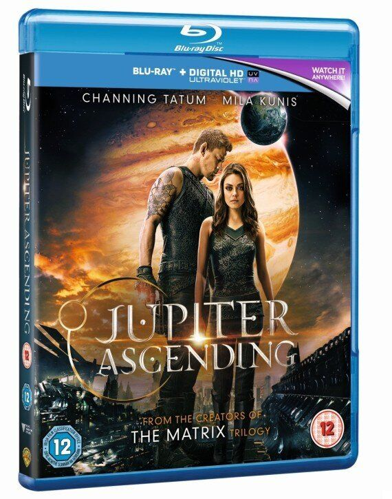 Win An Amazing KitSound Boom Evolution Speaker With 'Jupiter Ascending' - On Digital HD Now And Blu-Ray...