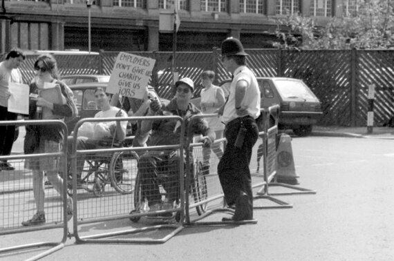Disabled People Have a Lot Still to Fight for - 20 Years Since the Disability Discrimination
