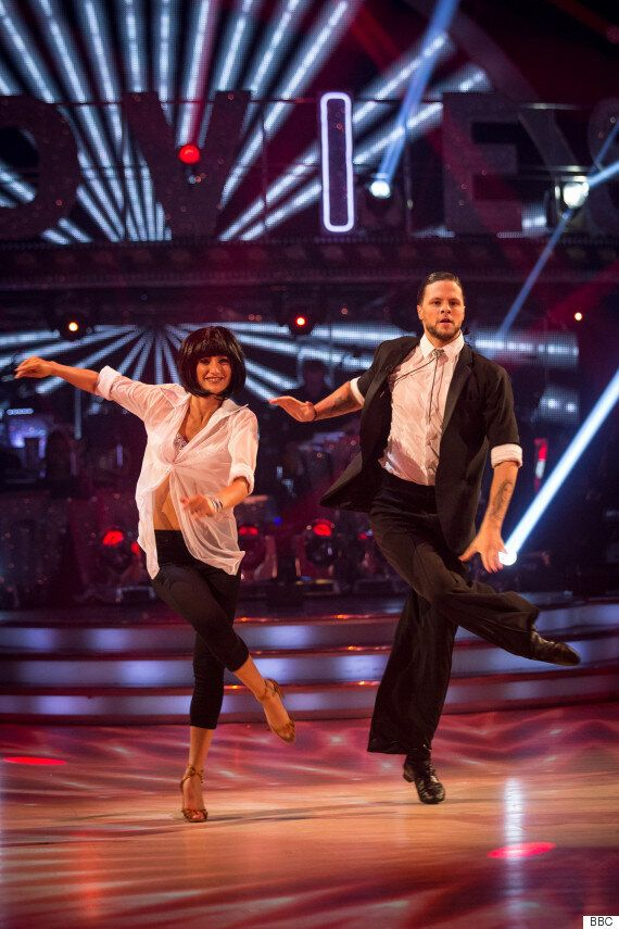'Strictly Come Dancing': Jay McGuiness And Aliona Vilani To Win? One Brave Fan DEFINITELY Thinks