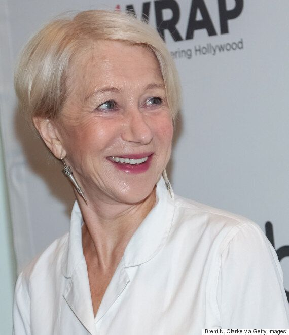 Helen Mirren On Ageism And Sexism In Hollywood: 'It's F***ing
