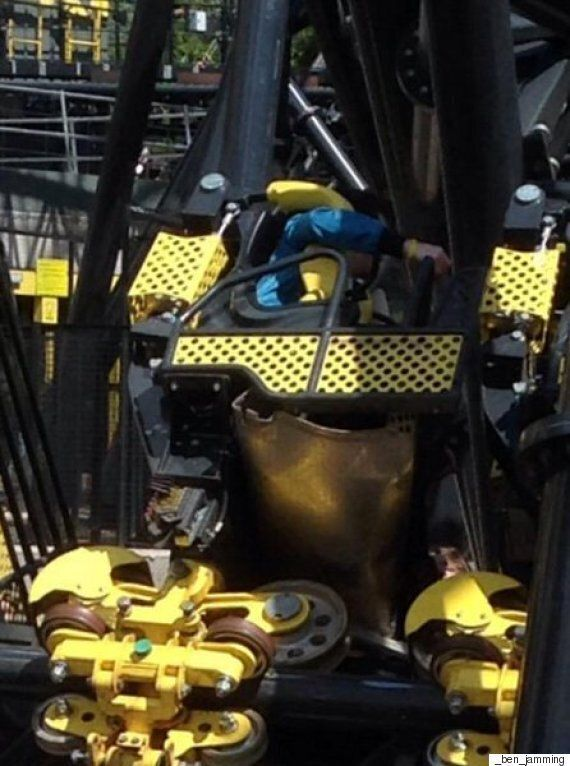 Alton Towers Crash Smiler Ride 'May Never Reopen' As Victims Get First