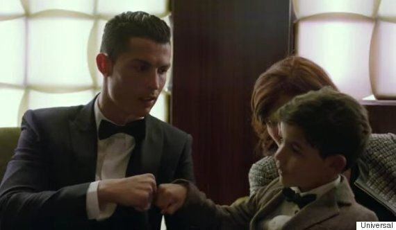 Cristiano Ronaldo Breaks Silence On Being A Single Father To Son Cristiano Jr In Intimate