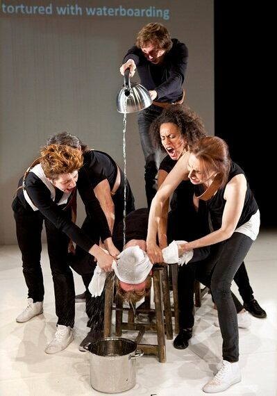 Belarus Free Theatre: 10 Years of Theatre and
