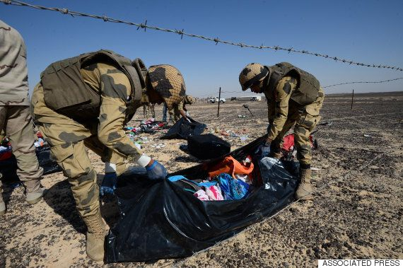 Russian Metrojet Airliner 'Most Likely' Brought Down By ISIS Bomb, US Official