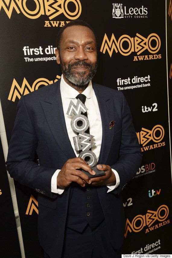 MOBO Awards 2015: Lenny Henry Thanked The Halifax Man In Longest Acceptance Speech