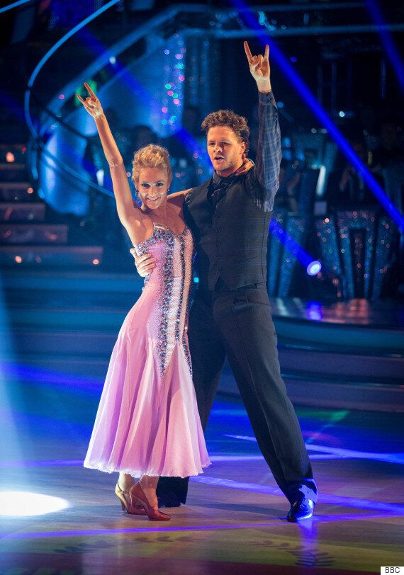 'Strictly Come Dancing': Jay McGuiness And Dance Partner Aliona Vilani Battling Injuries Ahead Of This...