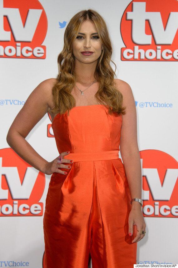 'I'm A Celebrity' Contestants: Ferne McCann Becomes Latest Star Rumoured To Be Heading To The Aussie